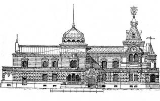 Фасад 1-2 | Каталог архитектора (вып. 01)