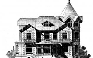 Фасад 182   Каталог архитектора (вып. 01)
