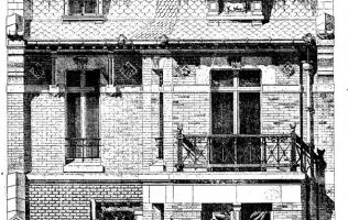 Фасад 185   Каталог архитектора (вып. 01)