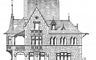 Фасад 187-2   Каталог архитектора (вып. 01)