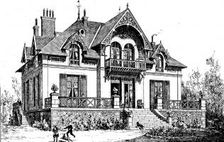 Фасад 192-1   Каталог архитектора (вып. 01)