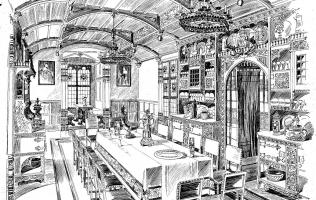 Столовая 7 | Каталог архитектора (вып. 02)