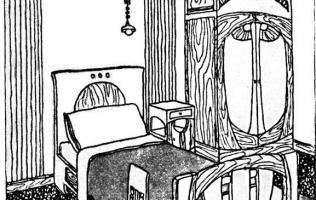 Спальня 6 | Каталог архитектора (вып. 02)