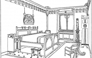 Спальня 11 | Каталог архитектора (вып. 02)