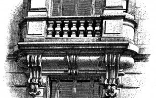 Балконы 7 | Каталог архитектора (вып. 04)
