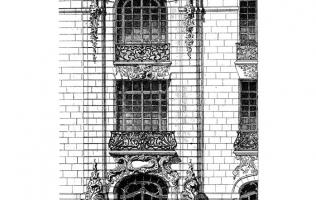 Балконы 11 | Каталог архитектора (вып. 04)