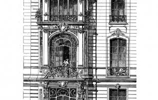 Балконы 12 | Каталог архитектора (вып. 04)