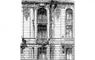 Балконы 13 | Каталог архитектора (вып. 04)