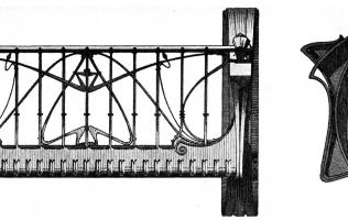 Балконы 34   Каталог архитектора (вып. 04)
