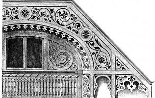 Балконы 35   Каталог архитектора (вып. 04)