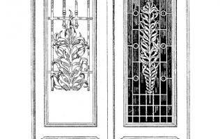 Двери 4   Каталог архитектора (вып. 05)