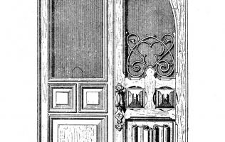 Двери 9   Каталог архитектора (вып. 05)