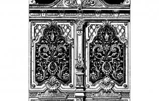 Двери 12 | Каталог архитектора (вып. 05)