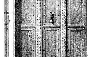 Двери 19 | Каталог архитектора (вып. 05)