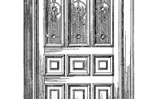 Двери 23   Каталог архитектора (вып. 05)