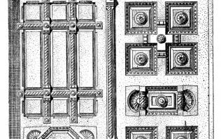 Двери 24   Каталог архитектора (вып. 05)