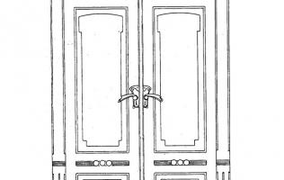 Двери 30   Каталог архитектора (вып. 05)