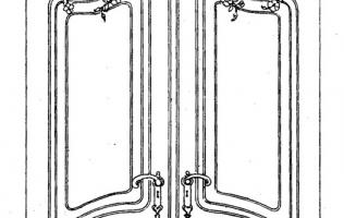 Двери 34 | Каталог архитектора (вып. 05)