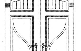 Двери 35 | Каталог архитектора (вып. 05)