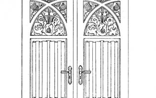 Двери 39 | Каталог архитектора (вып. 05)