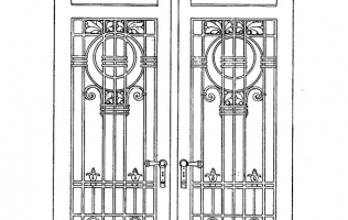 Двери 40 | Каталог архитектора (вып. 05)