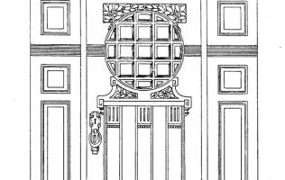 Двери 42   Каталог архитектора (вып. 05)