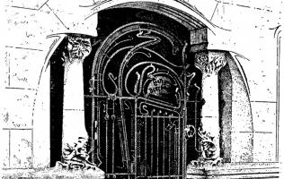 Входные группы 6 | Каталог архитектора (вып. 06)