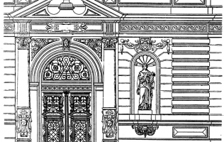 Входные группы 11   Каталог архитектора (вып. 06)