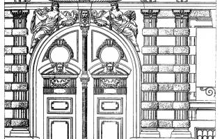 Входные группы 12   Каталог архитектора (вып. 06)