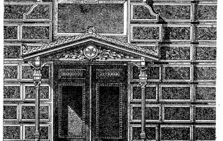 Входные группы 13   Каталог архитектора (вып. 06)