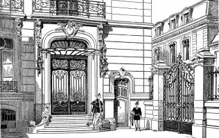 Входные группы 24   Каталог архитектора (вып. 06)