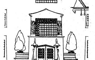 Входные группы 26   Каталог архитектора (вып. 06)