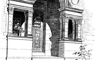 Входные группы 35 | Каталог архитектора (вып. 06)