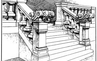 Лестницы 16 | Каталог архитектора (вып. 07)