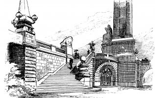 Лестницы 22   Каталог архитектора (вып. 07)