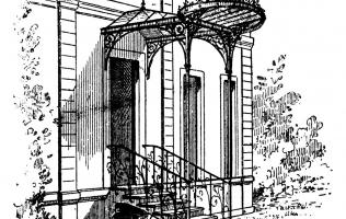 Лестницы 28   Каталог архитектора (вып. 07)