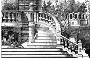 Лестницы 30   Каталог архитектора (вып. 07)