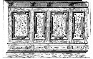 Стеновые панели 21 | Каталог архитектора (вып. 08)