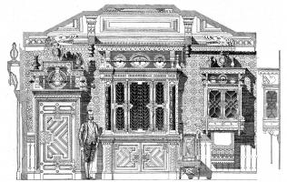 Оформление стен 1 | Каталог архитектора (вып. 08)