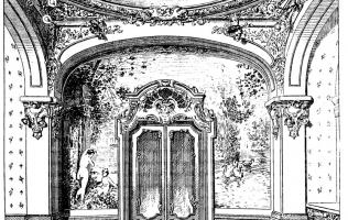 Оформление стен 2 | Каталог архитектора (вып. 08)