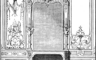 Оформление стен 9 | Каталог архитектора (вып. 08)