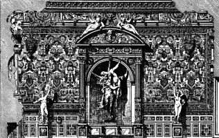 Оформление стен 10 | Каталог архитектора (вып. 08)