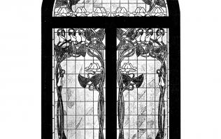 Окна и витражи 9 | Каталог архитектора (вып. 09)