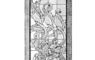 Окна и витражи 19 | Каталог архитектора (вып. 09)