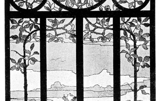 Окна и витражи 24   Каталог архитектора (вып. 09)