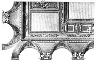 Лепнина и роспись потолков 5 | Каталог архитектора (вып. 10)
