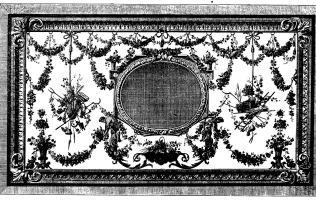 Лепнина и роспись потолков 9 | Каталог архитектора (вып. 10)