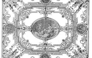 Лепнина и роспись потолков 10 | Каталог архитектора (вып. 10)