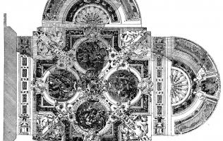 Лепнина и роспись потолков 11 | Каталог архитектора (вып. 10)