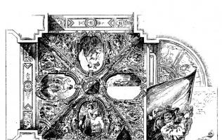 Лепнина и роспись потолков 13 | Каталог архитектора (вып. 10)